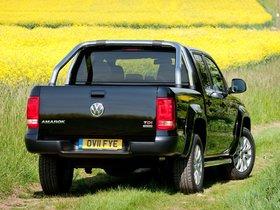 Ver foto 8 de Volkswagen Amarok Double Cab Trendline UK 2010