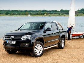 Ver foto 3 de Volkswagen Amarok Double Cab Trendline UK 2010