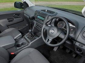 Ver foto 20 de Volkswagen Amarok Double Cab Trendline UK 2010