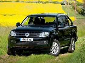 Ver foto 2 de Volkswagen Amarok Double Cab Trendline UK 2010