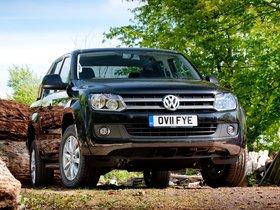Fotos de Volkswagen Amarok Double Cab Trendline UK 2010