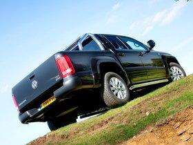 Ver foto 16 de Volkswagen Amarok Double Cab Trendline UK 2010