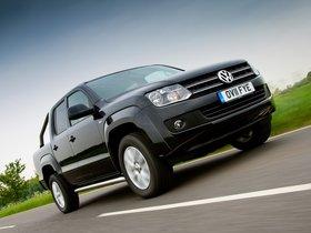 Ver foto 14 de Volkswagen Amarok Double Cab Trendline UK 2010