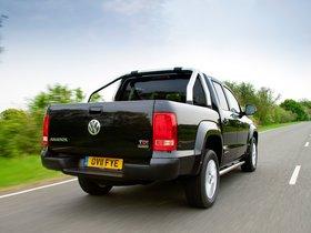 Ver foto 13 de Volkswagen Amarok Double Cab Trendline UK 2010