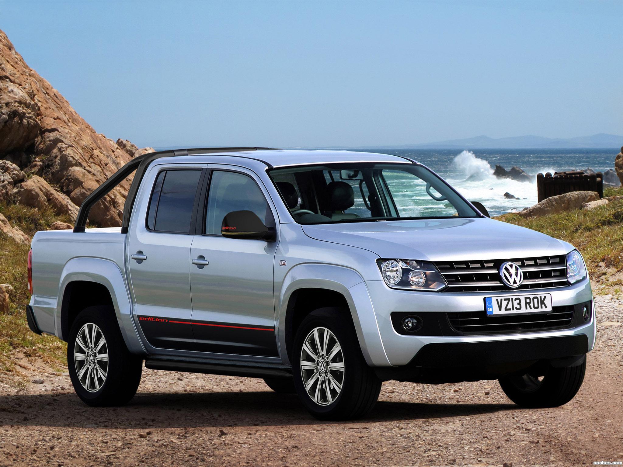 Foto 0 de Volkswagen Amarok Edition 2013