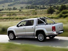 Ver foto 3 de Volkswagen Amarok Highline 2010