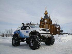 Ver foto 3 de Volkswagen Amarok Northern Wolf 2013