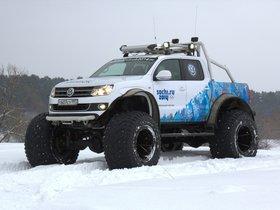 Ver foto 2 de Volkswagen Amarok Northern Wolf 2013