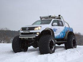 Fotos de Volkswagen Amarok Northern Wolf 2013