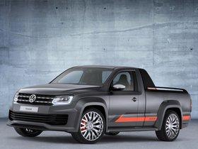 Ver foto 1 de Volkswagen Amarok Power Concept 2013