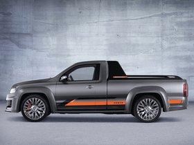 Ver foto 6 de Volkswagen Amarok Power Concept 2013