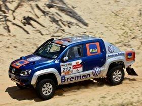 Ver foto 2 de Volkswagen Amarok Rally Car 2012