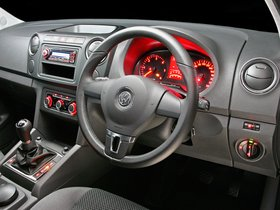 Ver foto 12 de Volkswagen Amarok Single Cab Comfortline 2011