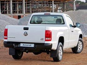Ver foto 5 de Volkswagen Amarok Single Cab Comfortline 2011