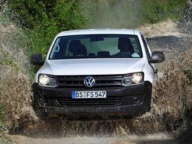 Ver foto 3 de Volkswagen Amarok Trendline 2010