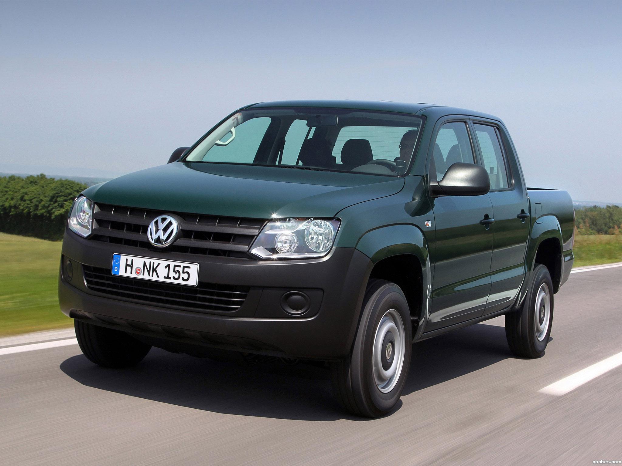 Fotos De Volkswagen Amarok Trendline 2010