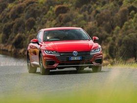 Ver foto 25 de Volkswagen Arteon 4Motion R Line Australia 2017