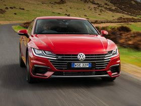 Ver foto 23 de Volkswagen Arteon 4Motion R Line Australia 2017