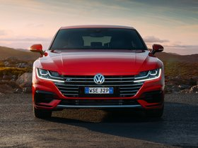 Ver foto 18 de Volkswagen Arteon 4Motion R Line Australia 2017