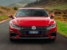 Ver foto 9 de Volkswagen Arteon 4Motion R Line Australia 2017