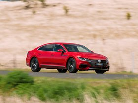 Ver foto 4 de Volkswagen Arteon 4Motion R Line Australia 2017