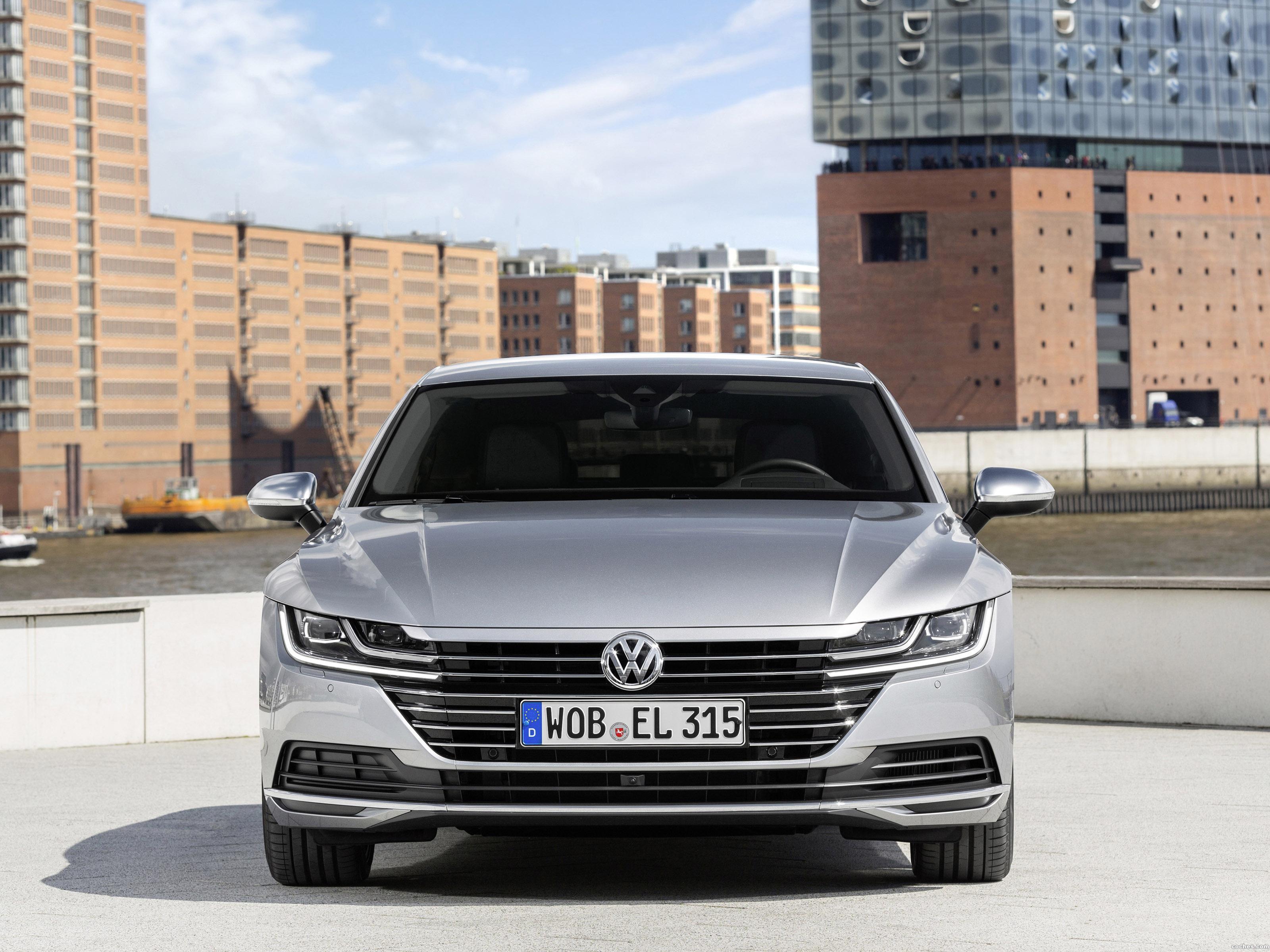 Foto 5 de Volkswagen Arteon Elegance  2017