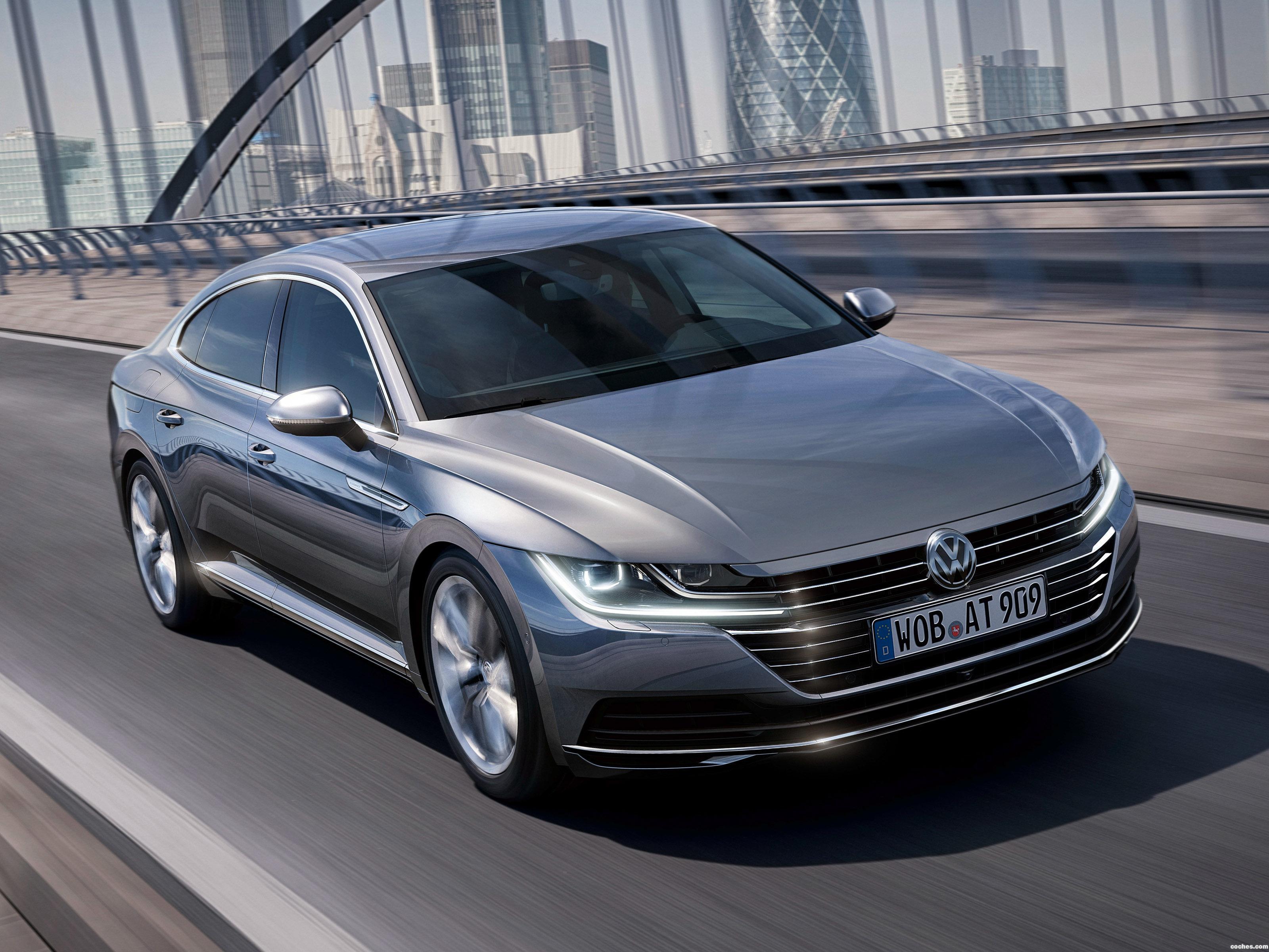 Foto 0 de Volkswagen Arteon Elegance  2017