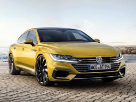 Volkswagen Arteon 1.5 Tsi Evo 110kw