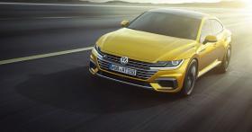Ver foto 13 de Volkswagen Arteon R-Line 2017