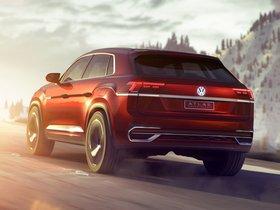 Ver foto 6 de Volkswagen Atlas Cross Sport Concept 2018 2018