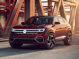 Ver foto 4 de Volkswagen Atlas Cross Sport Concept 2018 2018