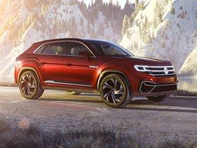 Ver foto 2 de Volkswagen Atlas Cross Sport Concept 2018 2018