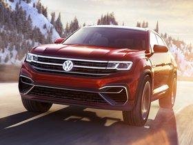 Ver foto 1 de Volkswagen Atlas Cross Sport Concept 2018 2018
