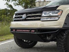 Ver foto 10 de Volkswagen  Atlas Tanner Foust Sema Concept  2018