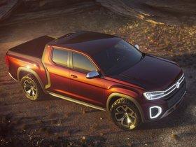 Fotos de Volkswagen  Atlas Tanoak Pickup Truck Concept  2018