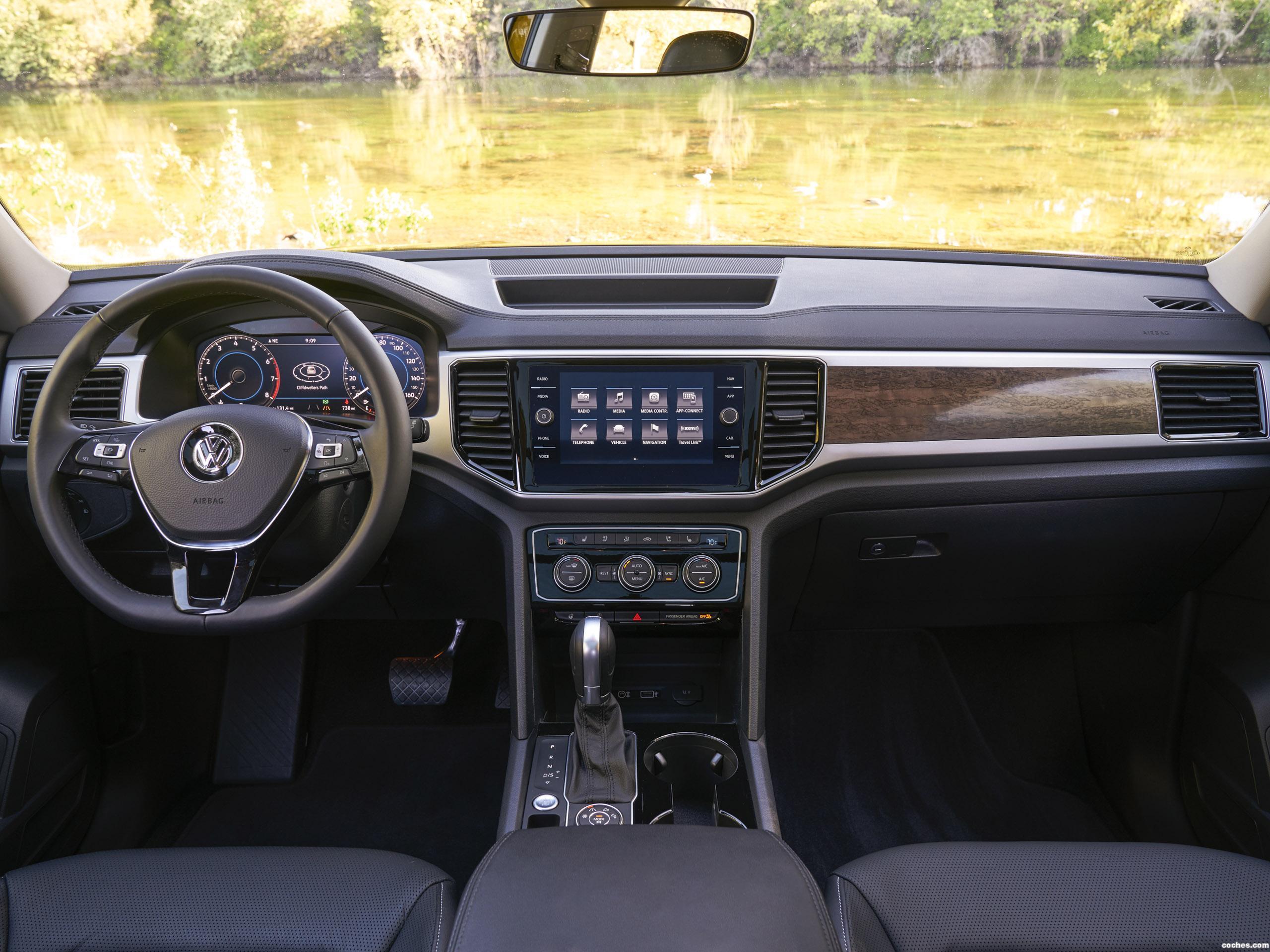 Foto 39 de Volkswagen Atlas V6 4Motion  2017
