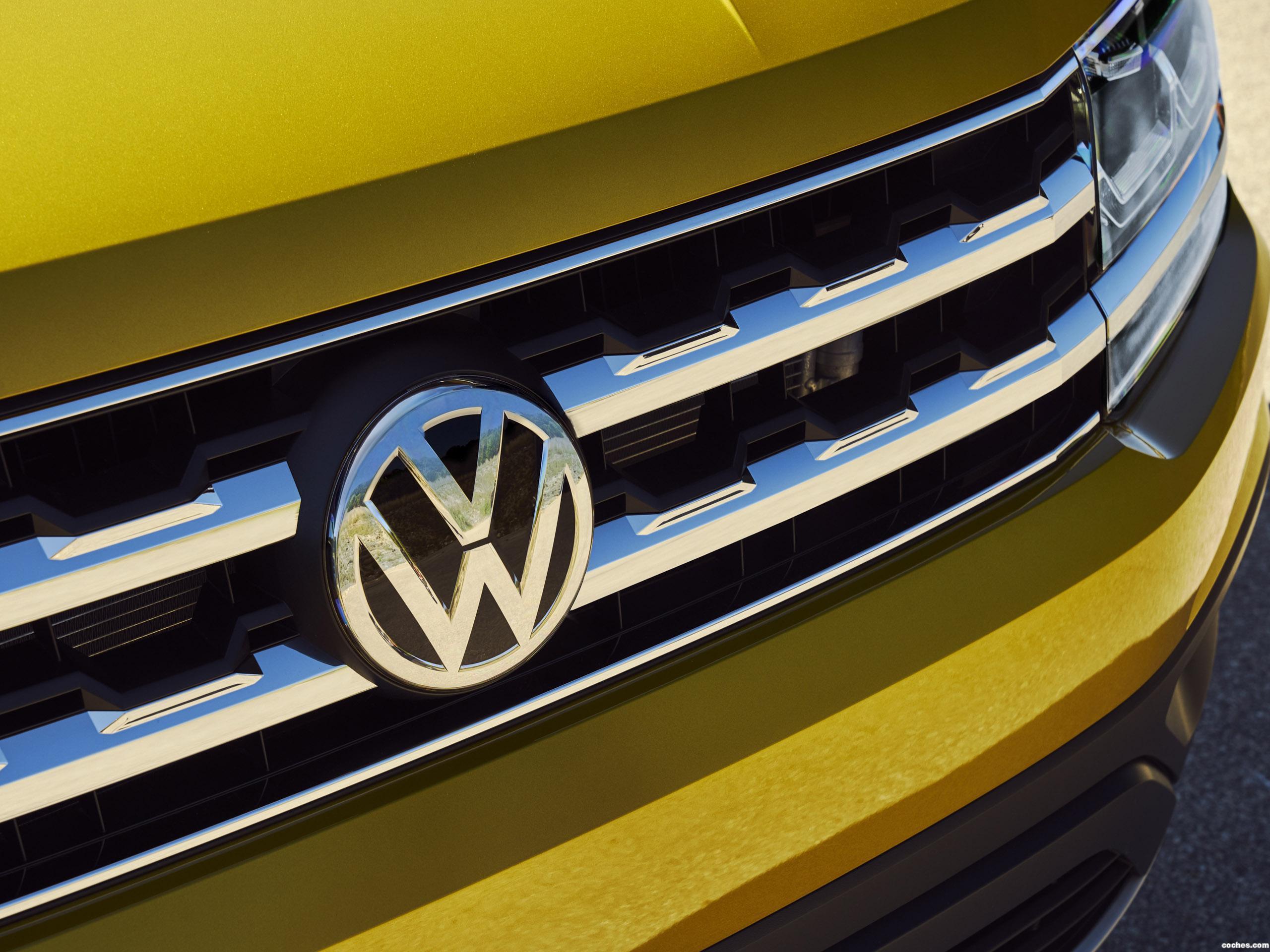 Foto 25 de Volkswagen Atlas V6 4Motion  2017