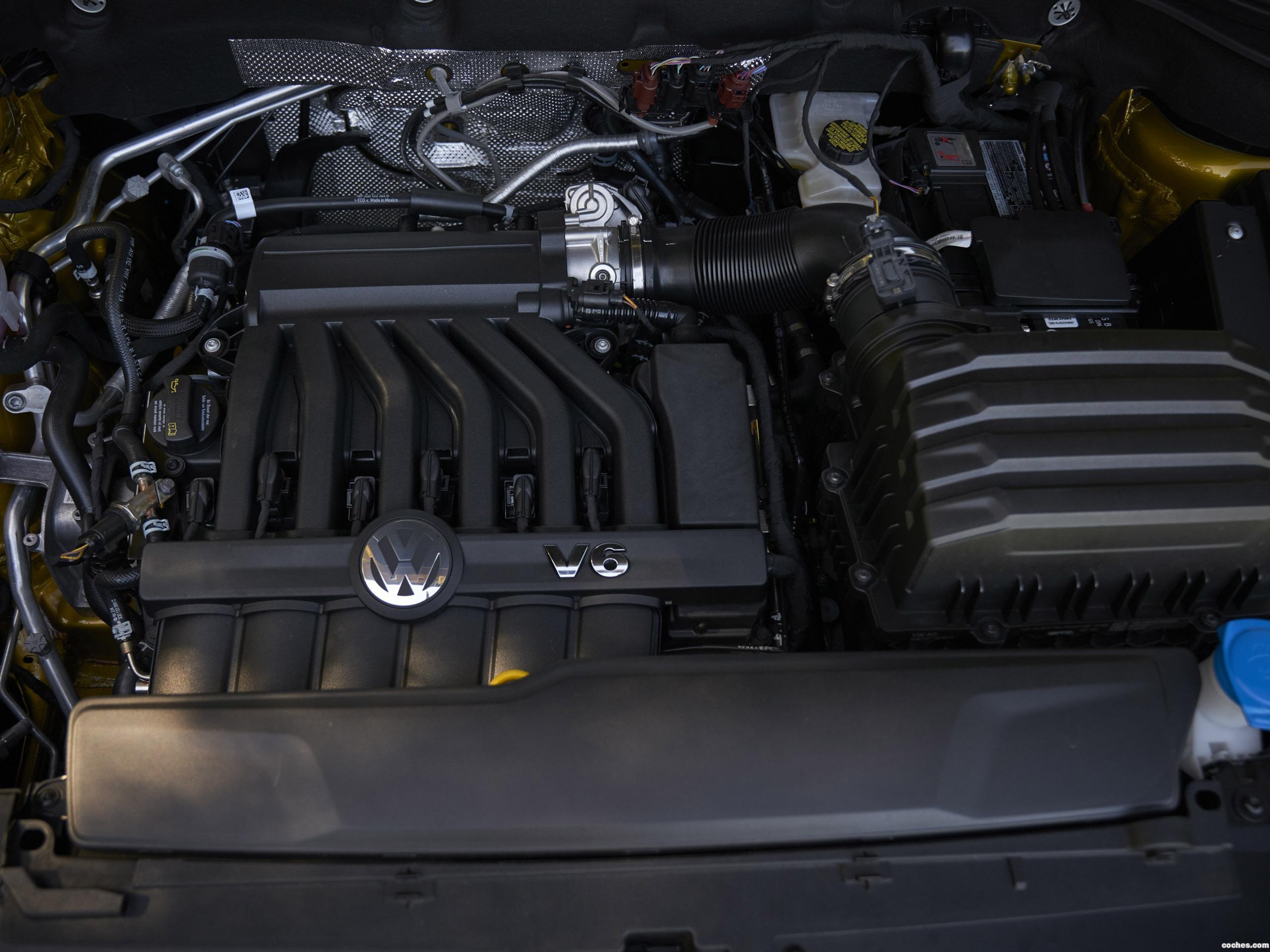 Foto 23 de Volkswagen Atlas V6 4Motion  2017