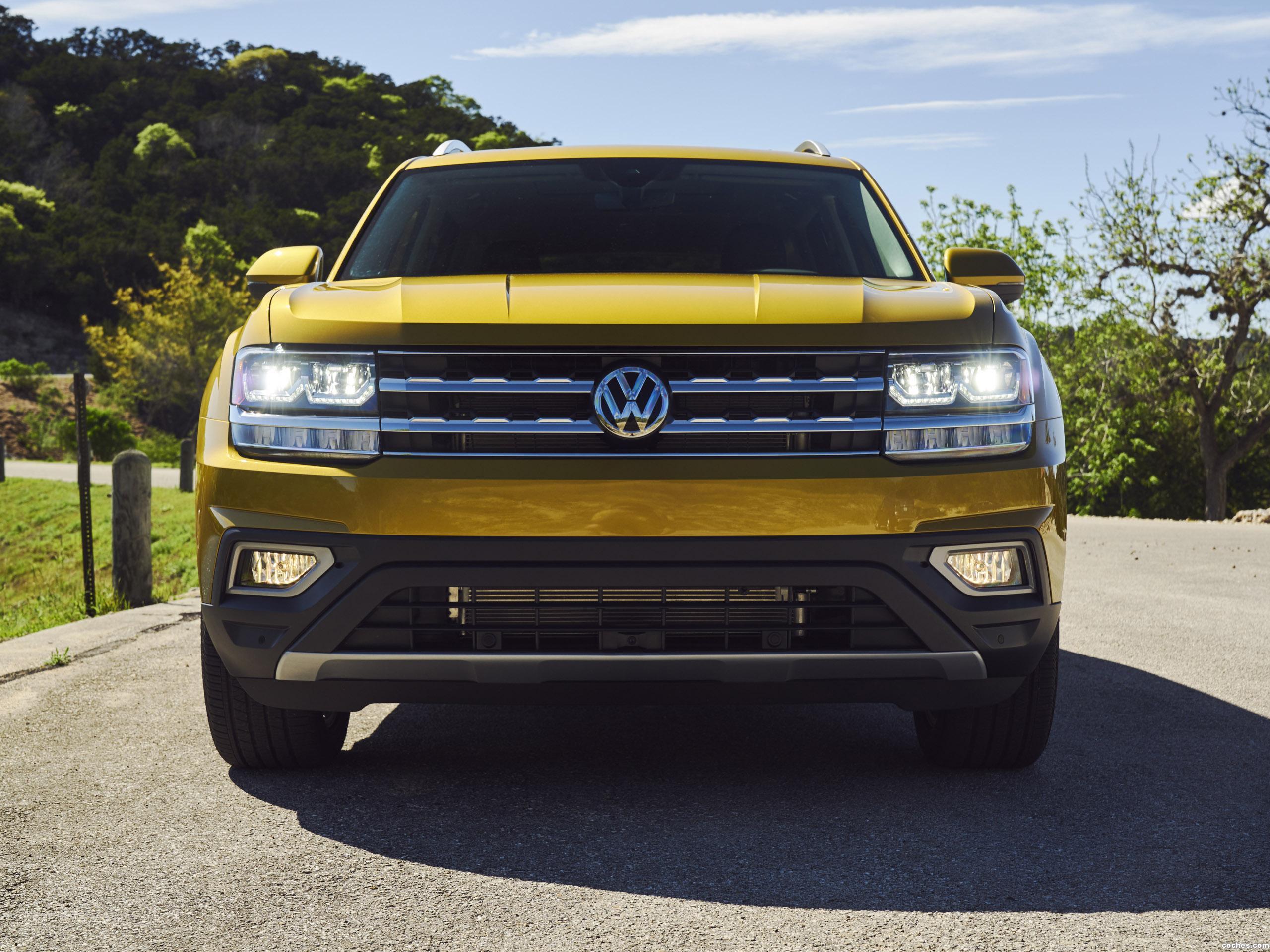 Foto 3 de Volkswagen Atlas V6 4Motion  2017