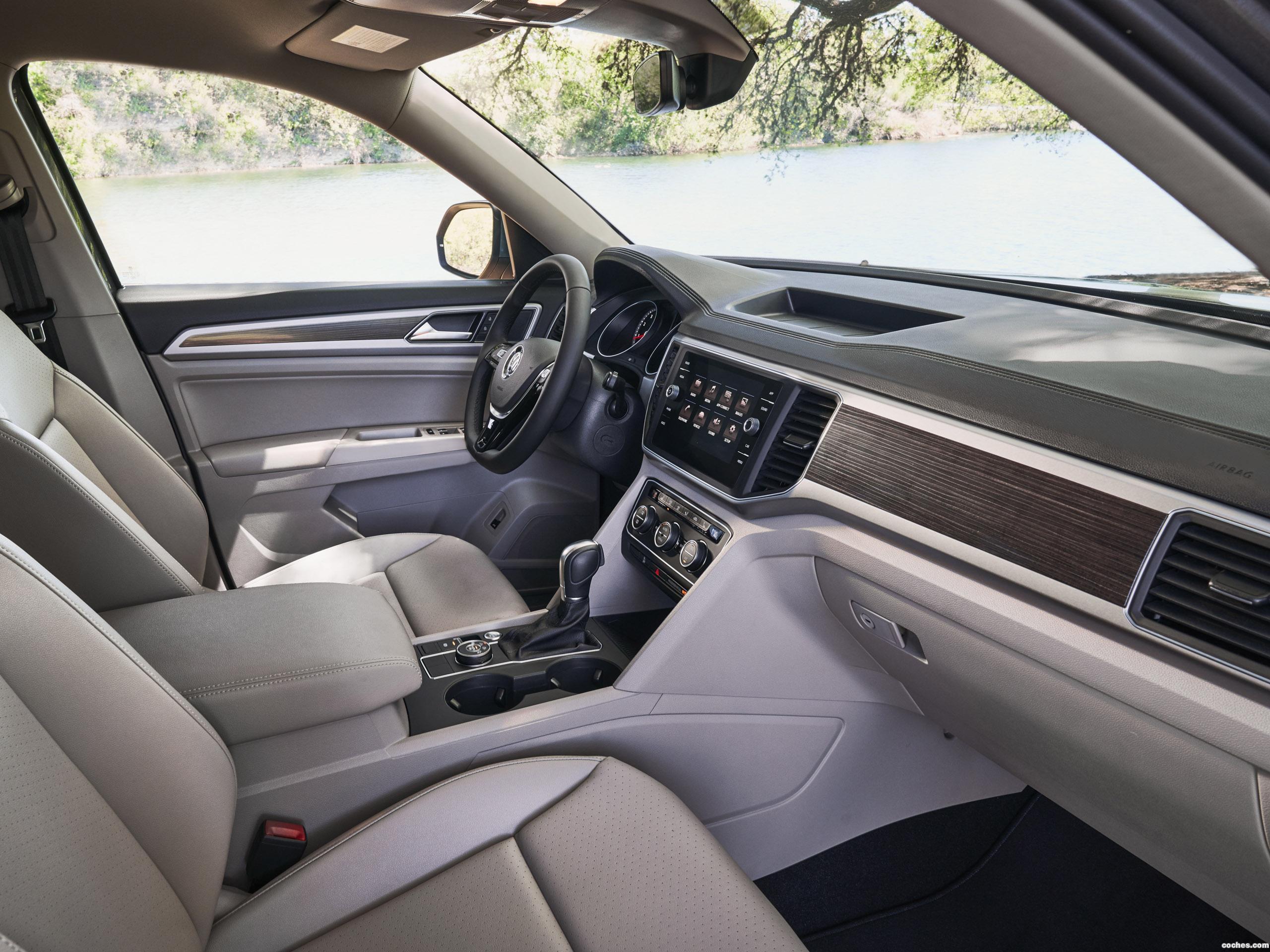 Foto 32 de Volkswagen Atlas V6 4Motion  2017