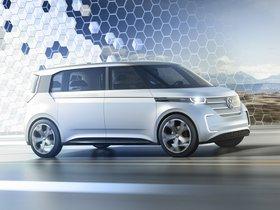 Ver foto 4 de Volkswagen BUDD-e Concept 2016