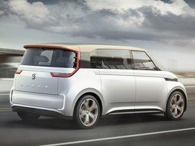 Ver foto 3 de Volkswagen BUDD-e Concept 2016