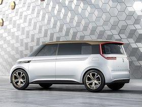 Ver foto 2 de Volkswagen BUDD-e Concept 2016