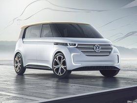 Ver foto 1 de Volkswagen BUDD-e Concept 2016