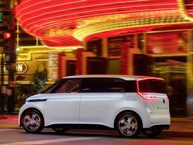 Ver foto 16 de Volkswagen BUDD-e Concept 2016