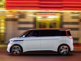 Ver foto 15 de Volkswagen BUDD-e Concept 2016