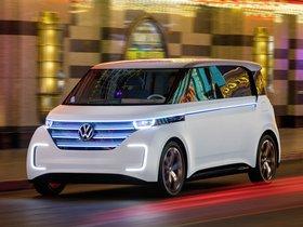 Ver foto 14 de Volkswagen BUDD-e Concept 2016