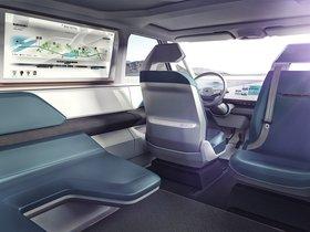 Ver foto 12 de Volkswagen BUDD-e Concept 2016