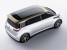 Ver foto 10 de Volkswagen BUDD-e Concept 2016