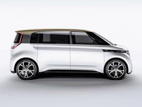 Ver foto 9 de Volkswagen BUDD-e Concept 2016